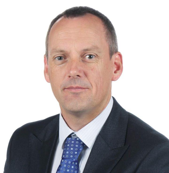 Craig Burgess, headteacher at Woolston Community Primary School in Warrington