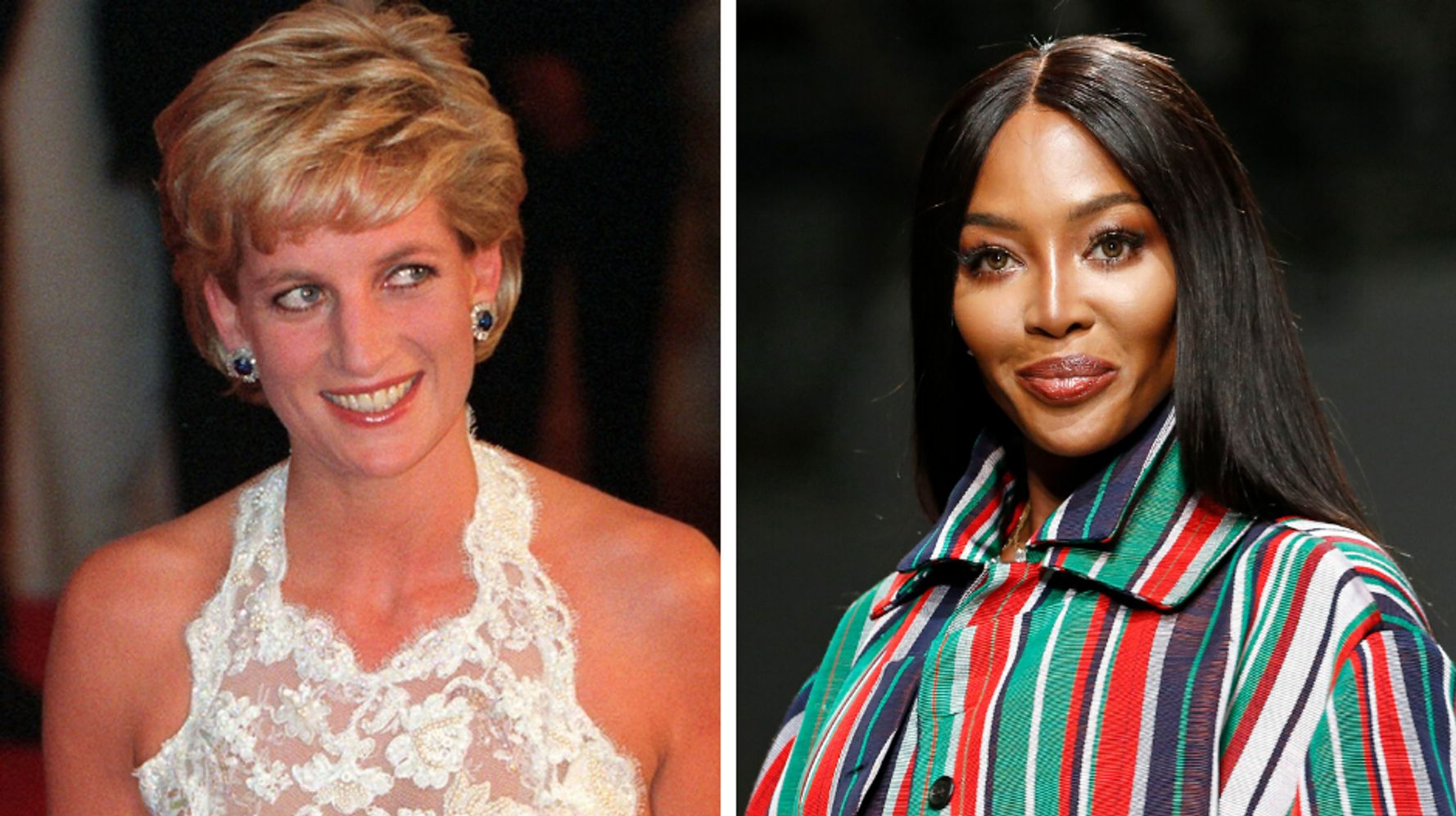 Naomi Campbell Remembers Princess Diana's Crazy Birthday Surprise For William