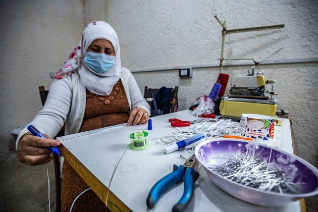 Risorgere ogni mese in Siria, tra pandemia e