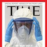 Time's Latest Magazine Covers Celebrate Workers On Coronavirus Front