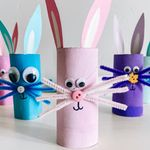 Keep Your Little Bunnies Busy With These Easter