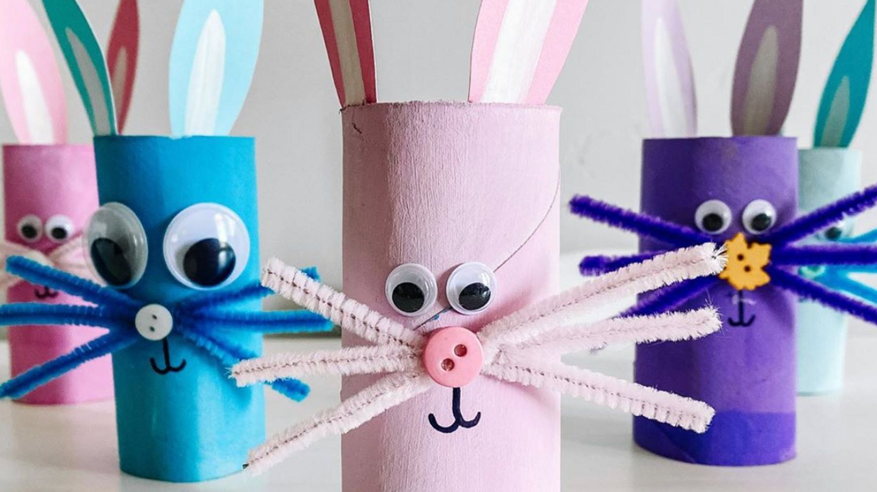 Printable Easter Bunny Crafts For Kids   Healthy Care