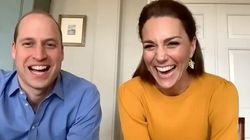 Will And Kate Pay Virtual Visit To Kids Of Frontline