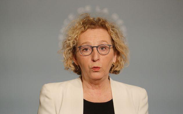 Muriel Pénicaud, ici à l'Élysée le 1er avril