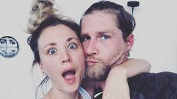 Kaley Cuoco Moves In With Husband After Almost 2 Years Of