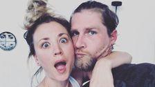 Kaley Cuoco Bergerak Dengan Suami Setelah Hampir 2 Tahun Menikah