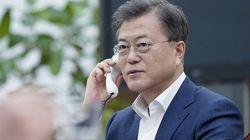 문재인 대통령 국정수행지지율 57% 집계(한국갤럽