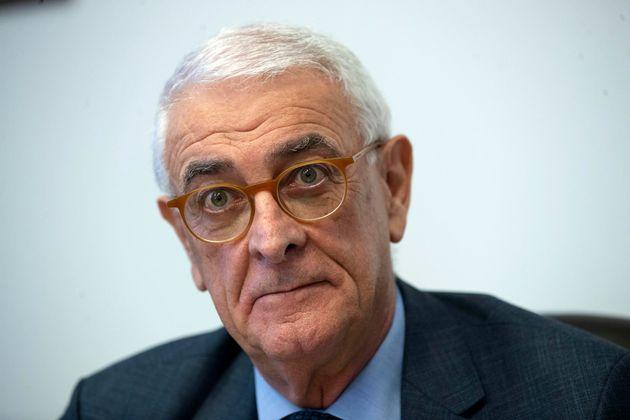 Francesco Merloni, presidente