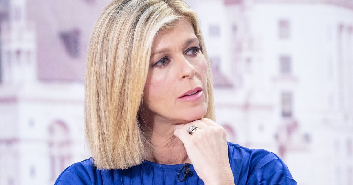 'It's An Excruciatingly Worrying Time': Kate Garraway Says Husband Is Still 'Very Ill In Intensive Care' As He Fights Coronavirus