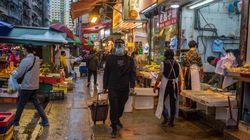 '초기 방역 모범' 홍콩·싱가포르·대만 확진자가 늘어나고