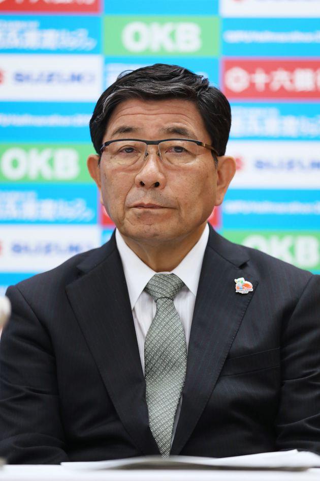 古田肇岐阜県知事