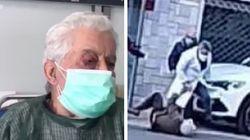 L'anziano picchiato dal medico: