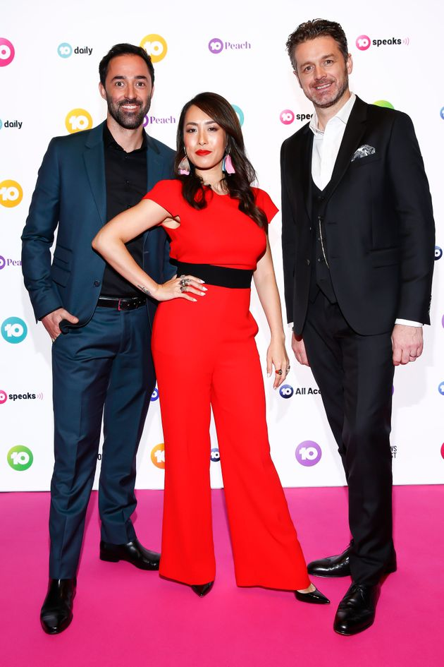 New MasterChef Australia judges Andy Allen, Melissa Leong and Jock