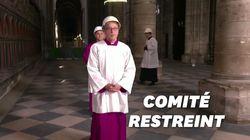 Confinement oblige, le Vendredi Saint célébré sans fidèles à