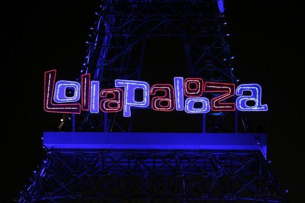 Lollapalooza annule son édition 2020 mais se projette déjà en 2021 (photo pris lors de l'édition