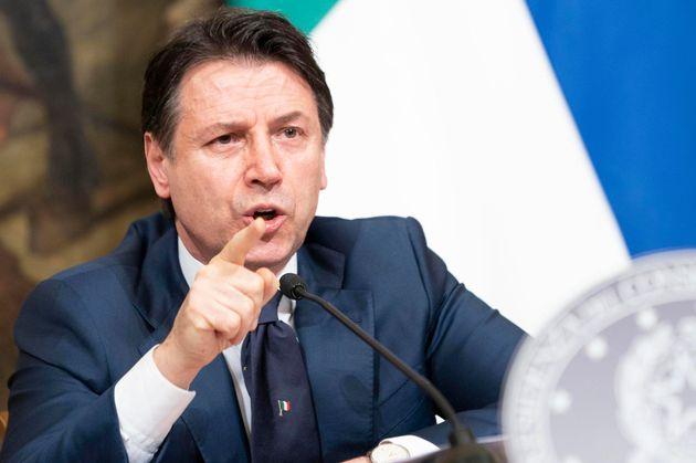 Conferenza stampa Giuseppe