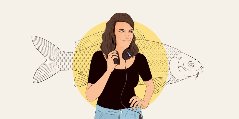"""Podcaster Lulu Miller tells the story of taxonomist David Starr Jordan in her book """"Why Fish Don't Exist."""""""