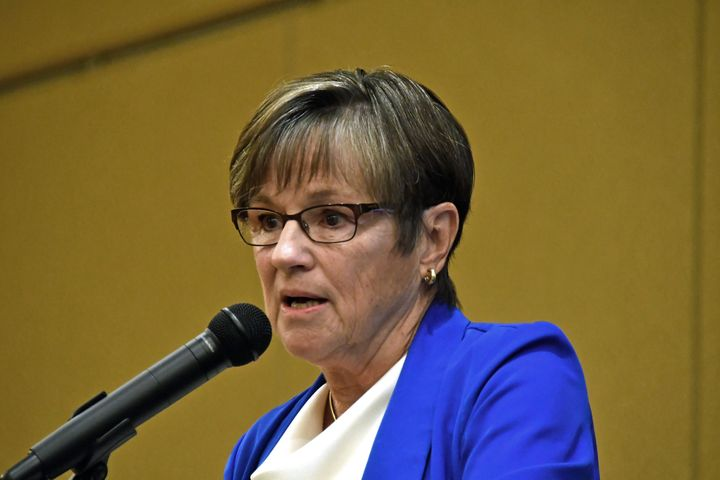 "Kansas Gov. Laura Kelly says four clusters of coronavirus cases in her state have been linked to ""church settings."