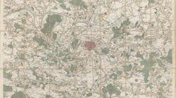 Grâce à cet outil, découvrez à quoi ressemblait votre ville au XVIIIe