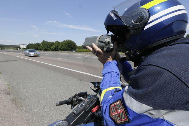 Moins de monde sur les routes en temps de confinement, mais de plus en plus de conducteurs qui n'hésitent...