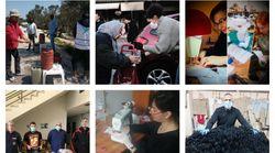 Οι αφανείς ήρωες της πανδημίας: Ανθρωποι της διπλανής πόρτας που αθόρυβα σώζουν