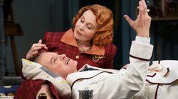 'Present laugther', una clásica alta comedia inglesa con una buena