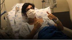 'Não é gripezinha', diz universitário paulista de 20 anos que foi parar na UTI com