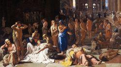 Πώς η επιδημία του 430 π.Χ. άλλαξε την