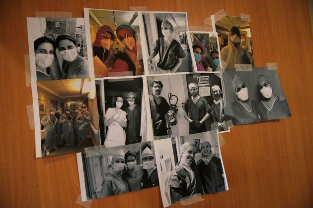 Φωτογραφίες γιατρών...