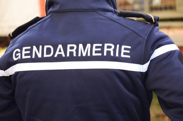 Les gendarmes ont dressé une amende pour excès et une autre pour non respect du confinement.