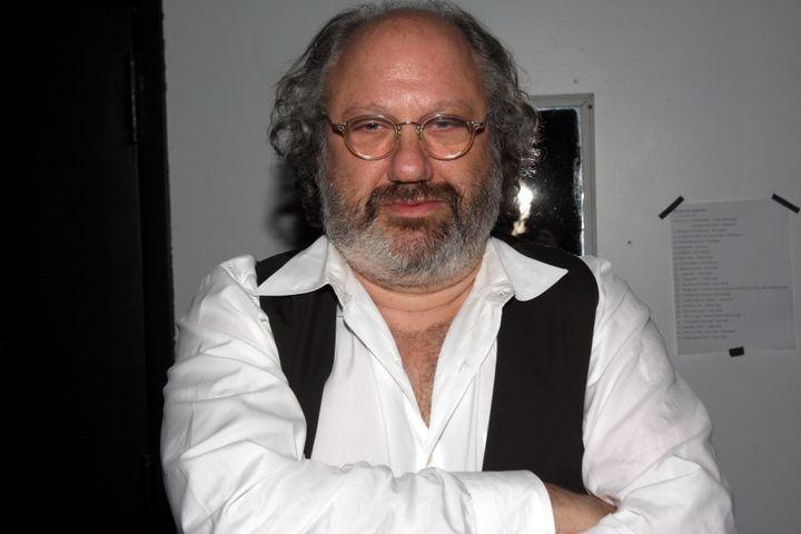 Hal Willner pictured in 2008.