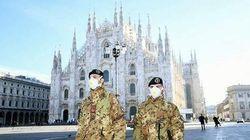 Italia registra su cifra más baja de fallecimientos desde el pasado 19 de marzo: 431 en 24