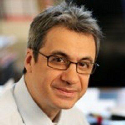 Ο Χρήστος Παναγιωτόπουλος, Γενικός Διευθυντής της τηλεόρασης του