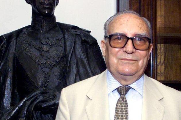 Fallece Seco Serrano, el decano de los historiadores