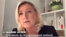 Marine Le Pen réclame des tests massifs