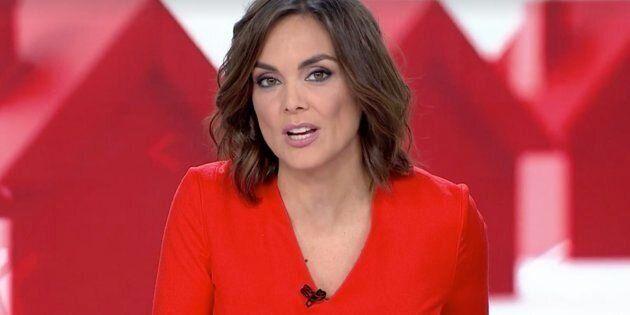 Mónica Carrillo, presentadora de Antena 3