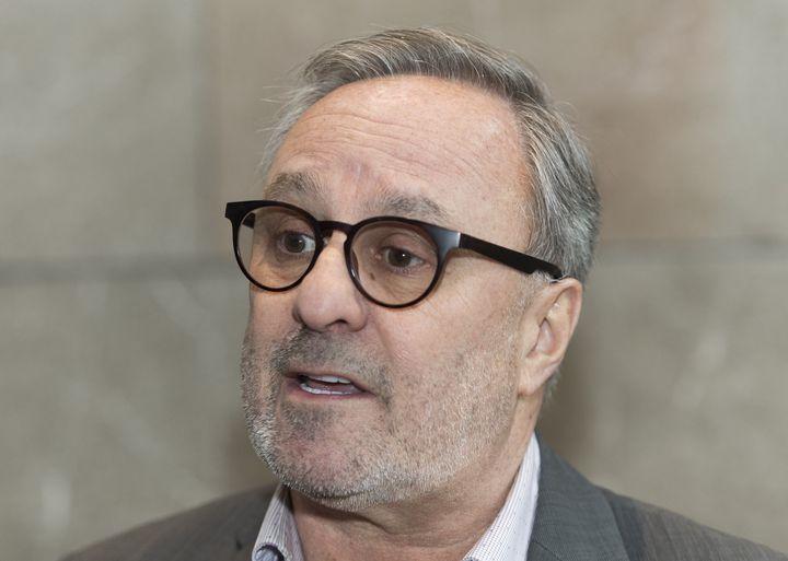 Le président du syndicat FTQ, Daniel Boyer (photo d'archives)