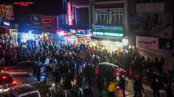 外出禁止令の発表直後、人々が街に殺到。新型コロナ感染が急増、イスタンブールの今