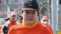 국토 종주 중인 안철수가 문재인·박원순·시민당을