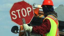 El Gobierno suspende las obras en edificios