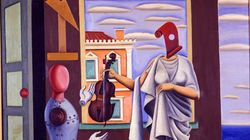 Έγκλειστοι. Μεγάλοι Έλληνες καλλιτέχνες που έζησαν σε συνθήκες