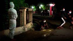Indonesia utiliza 'fantasmas' para que los vecinos cumplan la