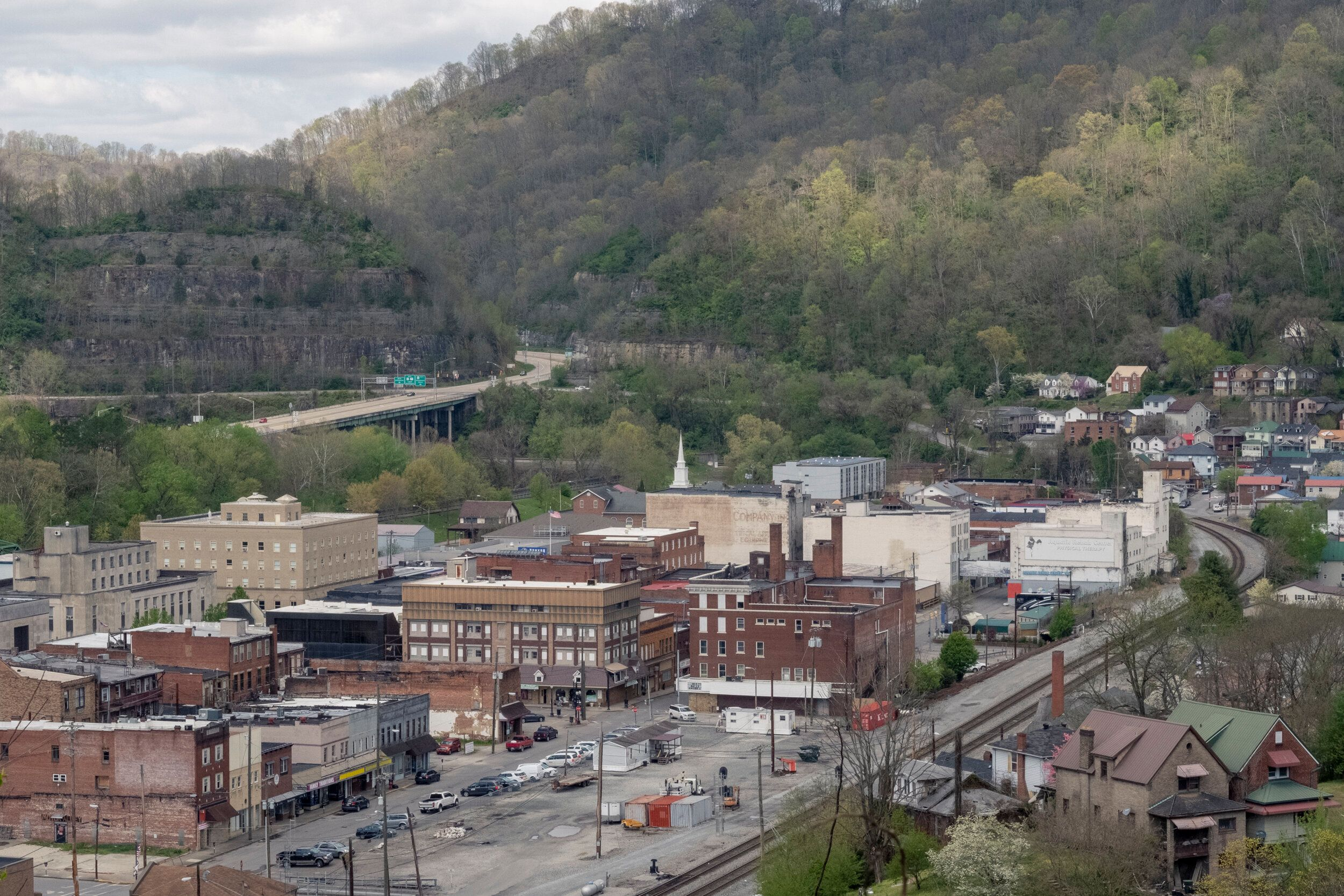 "Once known as the ""Heart of the Billion-Dollar Coalfield,"" Williamson, West Virginia's population has continued to decline."