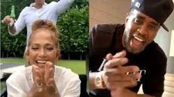 Jennifer Lopez Dances With Ex Diddy On Instagram Before Alex Rodriguez Cuts