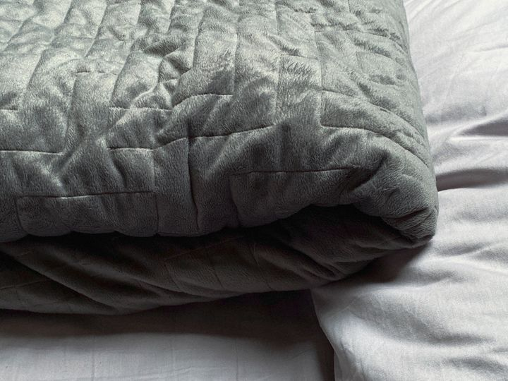 At first I wondered what the hype was about with weighted blankets. Then I tried one out for myself.