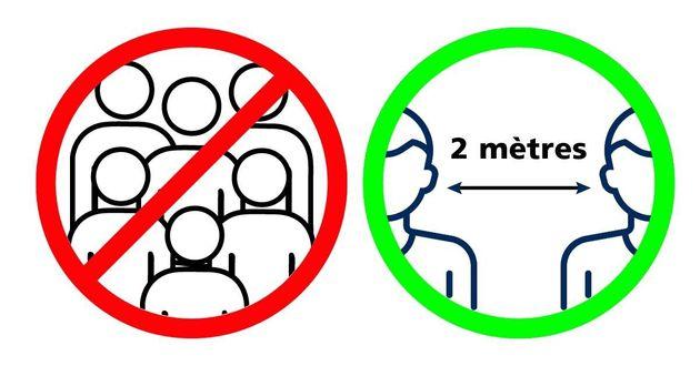 COVID-19: le SPVM demande aux citoyens de dénoncer en