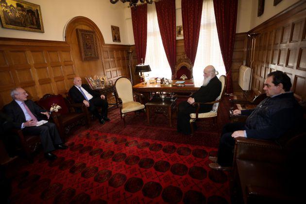 Attica Bank– Αρχιεπισκοπή Αθηνών:Άνοιγμα Ειδικού Λογαριασμού για τους