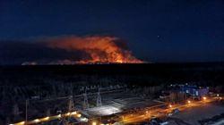 Τσέρνομπιλ: Η φωτιά πλησιάζει το «κουφάρι» του πυρηνικού