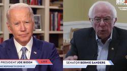 Bernie Sanders Endorses Joe Biden For US