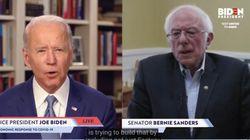 Bernie Sanders offre son soutien à Joe